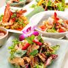 【休日限定満喫フルブッフェ1,850円】前菜からメイン・デザートを満足の良く限りご堪能下さい!