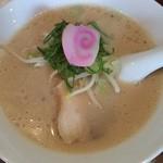 極上とんこつ・つけ麺 ガチトンラーメン - ランチパスポート500円