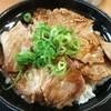 吉野家 - 料理写真:ロース豚丼 十勝仕立て大盛550円