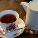 Cafe Celeste - サバラガムワ(紅茶)