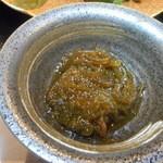 沖縄そば ゆんたく - もずく酢