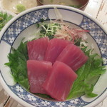CHICHUKAI UOMARU - 特上本マグロ丼