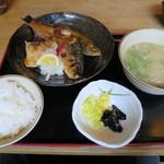 磯一 - 2015.4焼魚定食