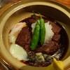 マニマニ - 料理写真:豚の角煮とろとろ温泉玉子