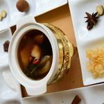 チャイニーズファン よだれ鶏 - こだわり広東薬膳スープ