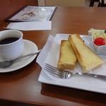 ボンズカフェ - モーニング
