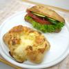 麦音  - 料理写真:パネオトラッド関連商品。とろ~りチーズは絶品です