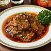 味仙 - 料理写真:牛肉と内臓のマーラ和え