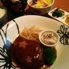 お食事 胡桃庵 - 料理写真:特撰和牛ハンバーグランチ