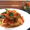 オレンジコーヒーラボラトリー - 料理写真:今週のトマトソースのスパゲティ