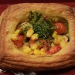 アンティーブ - 料理写真:きまぐれ野菜のダノワーズ170円