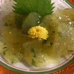 土蔵食亭 - 料理写真:こんにゃく刺し