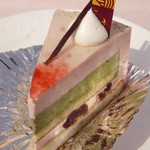 Patisserie Le Coeur - さくらのケーキ
