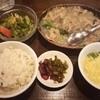 直家   - 料理写真:日替り定食(このときは豚肉と春雨の炒め物)