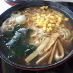 鉢木らーめん - 料理写真:醤油ラーメン