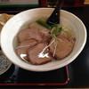 月ヶ瀬 - 料理写真:塩チャーシュー麺。