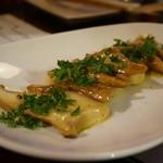 37021596 - あわび茸のバター炒め