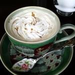 カフェ ド トレボン - ウインナーコーヒー