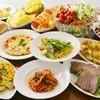 レリーフ - 料理写真:お惣菜バイキング、パスタ等
