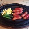 ペコペコ - 料理写真:チリ味ソーセージ