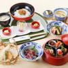 いそべ - 料理写真:まるやま弁当+造りと天ぷら