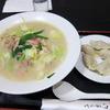 老李 - 料理写真:長崎ちゃんぽん 水餃子6個セット