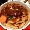 ひ~こ。 - 料理写真:煮込みハンバーグ