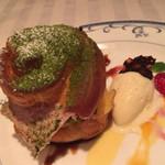 アサオガーデン - 宴会コース デザート オリジナルシュークリーム