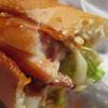 舞鶴公園のホットドッグ - 料理写真:ウインナーです。お見苦しくてすみません。
