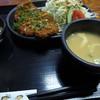 利信 - 料理写真:わさびカツ定食