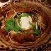 大戸屋 - 料理写真:チキンの味噌かつ煮定食737円(税別)