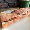 LITTLE LIGHTS - 料理写真:サンドイッチ(サーモン、クリームチーズ、ケッパー)