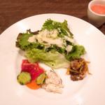 37087095 - サラダ、前菜