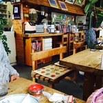 玉家 - 店内(喫茶店)