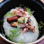 琉球麺 茉家 - 琉球ひつまぶし