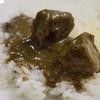 ボンナペティ - 料理写真:ビーフカレー