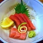 和田屋 - 鮪刺¥800