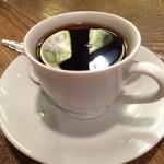 喫茶ルオー - セットのミニコーヒー
