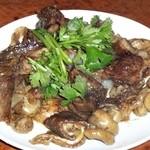 サイゴン - 豚の胃腸炒め