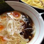 まっくうしゃ - 塩つけ麺(780円)