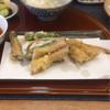 天達 - 料理写真:穴子の天ぷら