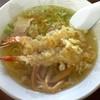 ささや食堂 - 料理写真:えび天ぷらラーメン