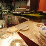 37126207 - 白ワイン:シャブリ ヴァイヨン(ハーフボトル)