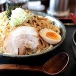 麺処田ぶし - つけ麺特盛!!