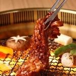 焼肉 平城苑 - 料理写真:和牛中落ち一本カルビ