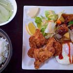 開華亭 - 料理写真:中華ランチ