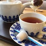 浅めし食堂 - 紅茶(2〜3杯たっぷり飲める)