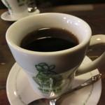 貴族の森 - ドリンクセット\216のコーヒー