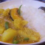 インドカレーカーマ - 野菜