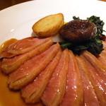 37158577 - 鴨肉 はちみつソース